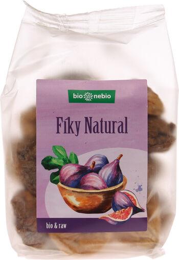Bio sušené fíky NATURAL bio*nebio 300 g