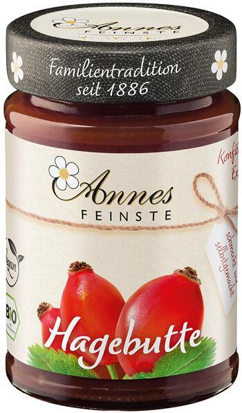 Bio džem šípkový výběrový Annes Feinste 225 g