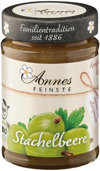 Bio džem angreštový výběrový Annes Feinste 225 g