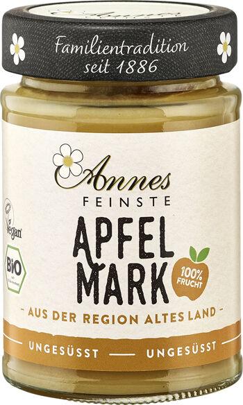 Bio jablečné pyré 100% Annes Feinste 190 g