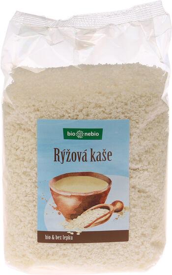 Bio rýžová kaše instantní bio*nebio 200 g