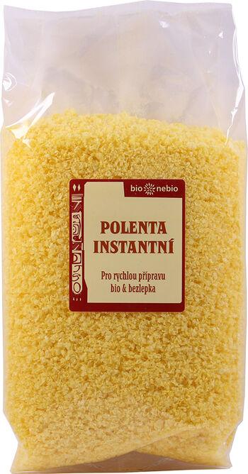 Bio polenta instantní bio*nebio 200 g