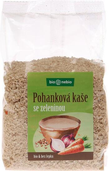 Bio zeleninová kaše pohanková bio*nebio 200 g