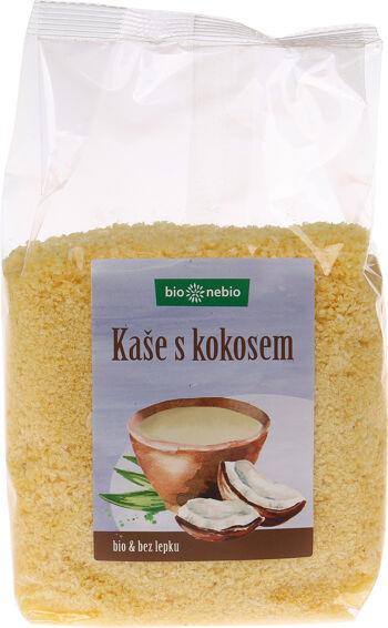 Bio kokosová kaše kukuřičná bio*nebio 200 g