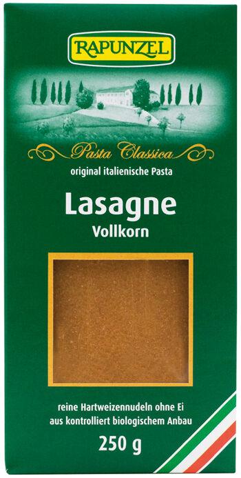 Bio lasagne celozrnné RAPUNZEL 250 g