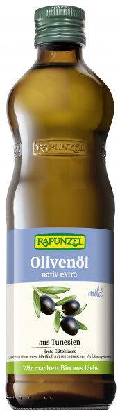 Bio extra panenský olivový olej RAPUNZEL 500 ml