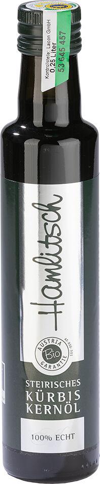Bio dýňový štýrský olej 250 ml